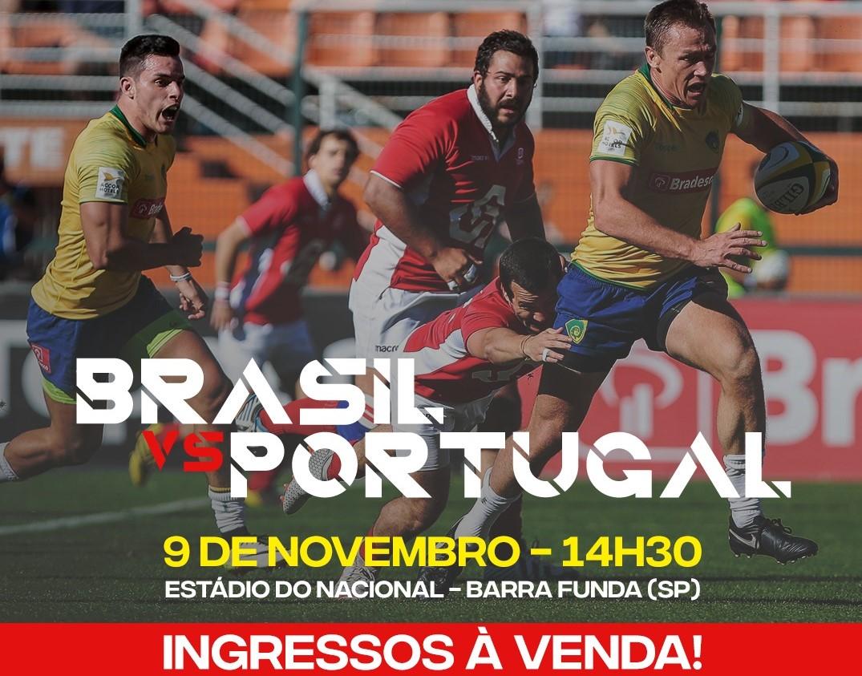 Ingressos para Brasil x Portugal estão à venda