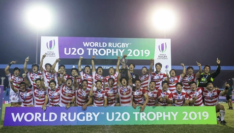 Brasil vence Hong Kong na última rodada do World Rugby U20 Trophy