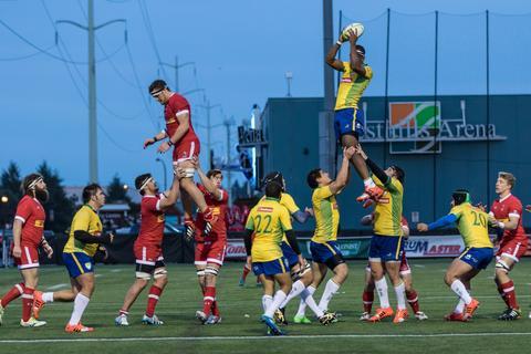 Seleção de Rugby escalada para jogo no Pacaembu