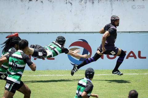 Brasileiro de Sevens masculino tem etapa final em Niterói