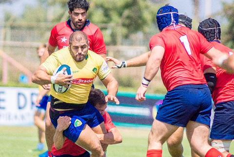 Jardel Vettorato é selecionado para o Dream Team do Americas Rugby Championship 2018