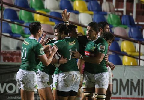 Seleção Brasileira de Rugby XV vence pela segunda vez em sua história na Europa: Geórgia A 18 x 20 Brasil