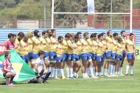 Brasil vence Chile em Santiago pela primeira vez na história e alcança sua melhor colocação no ranking da World Rugby