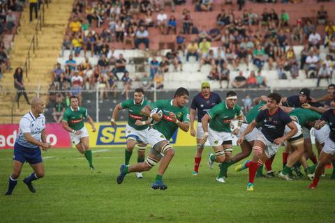 Seleção Brasileira de Rugby vence o Chile em Jundiaí