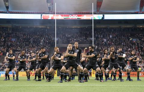 All Blacks Maori tem seus atletas convocados para enfrentar a Seleção Brasileira, dia 10 de novembro, no Estádio do Morumbi