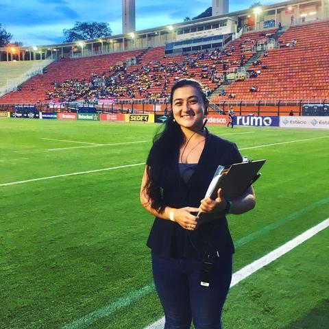 A brasileira Marjorie Enya é selecionada para o Programa de Lideranças do Rugby Feminino, da World Rugby