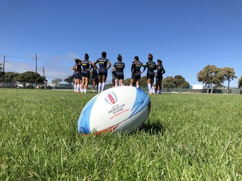 Seleção Brasileira Feminina 7s está em São Francisco, EUA, para a Copa do Mundo de Rugby Sevens