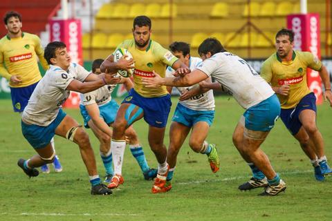 Seleção Brasileira de Rugby joga em Belo Horizonte contra a Argentina