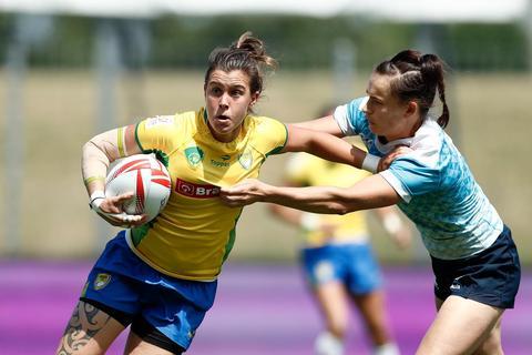 Brasil cai de pé na Série Mundial