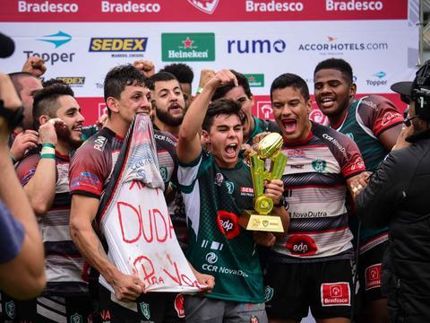 Jacareí Rugby é campeão brasileiro de rugby pela primeira vez na história