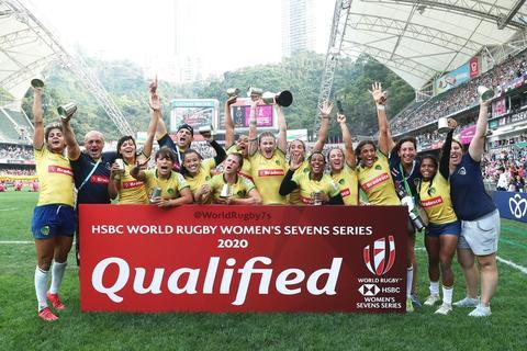 Brasil campeão! Seleção Feminina de Rugby vence o Hong Kong Sevens e garante vaga na elite