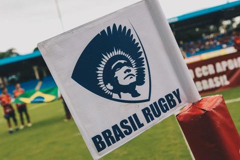 Atletas do projeto de Detecção de talentos da CBRu participam de ação com projeto social no extremo sul de São Paulo