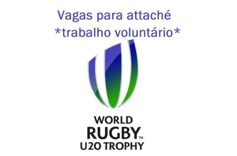 Brasil Rugby busca voluntários para vaga de attaché em campeonato mundial juvenil