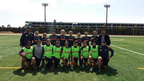 Seleção Feminina treina no Japão para etapa da Série Mundial