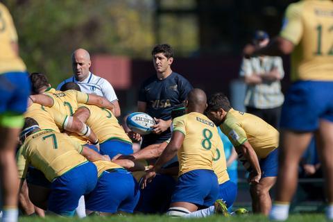 Histórico! La selección brasileña hizo historia! Seleção Brasileira de Rugby vence Argentina XV em Buenos Aires