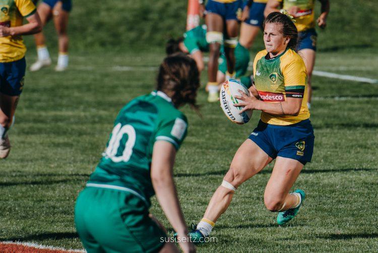 Rafaela Zanellato é eleita a melhor atleta do Rugby no Prêmio Brasil Olímpico