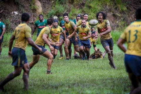 World Rugby anuncia calendário de jogos para o U20 Trophy, que ocorrerá no Brasil