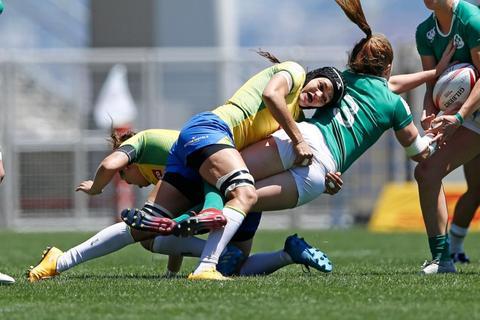 Brasil fica em 11º lugar na 4ª etapa da Série Mundial