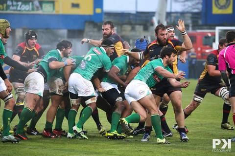 Alemanha supera o Brasil em segundo amistoso de rugby XV