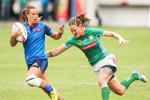 Seleção de Rugby feminino estreia como equipe fixa da Série Mundial