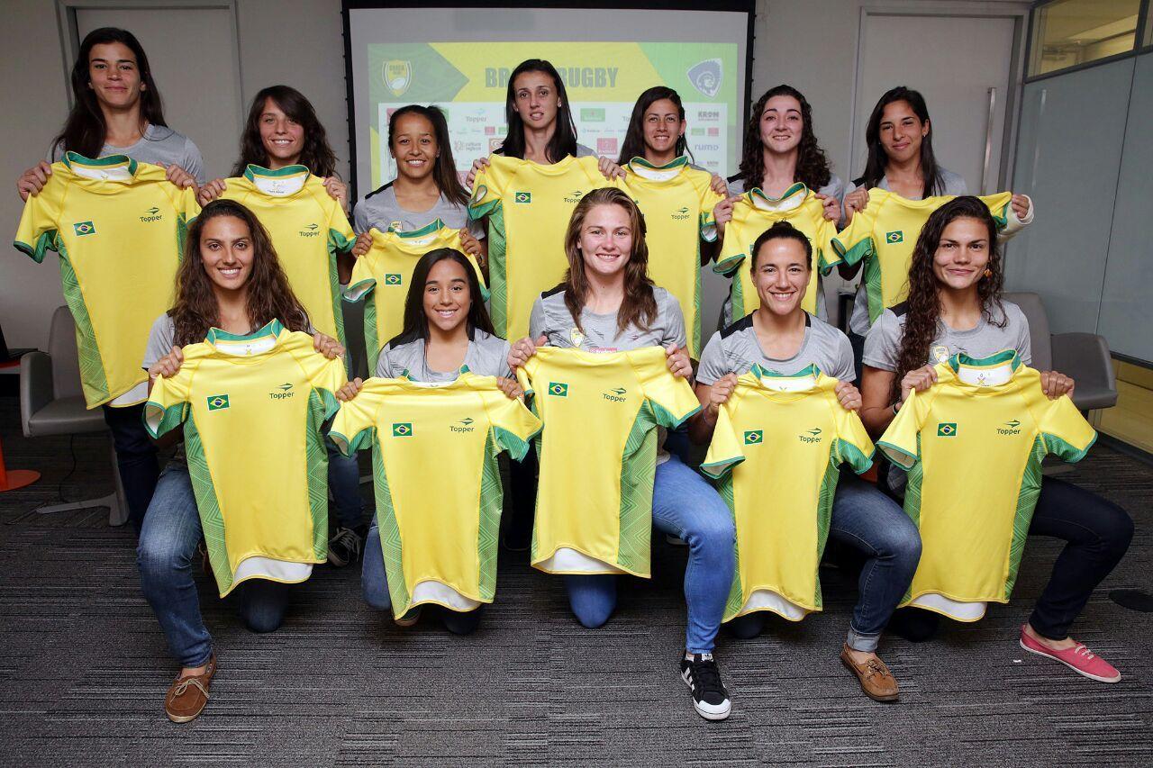 Rugby Brasileiro anuncia jogadores convocados para os Jogos Olímpicos Rio 2016