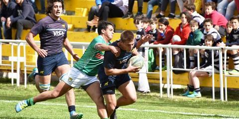 Brasil M19 encerra participação no Torneio das Nações, em Córdoba