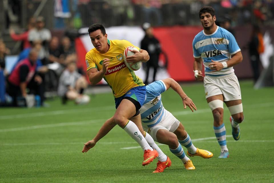 Rugby Brasileiro conhece os adversários dos Jogos Olímpicos Rio 2016