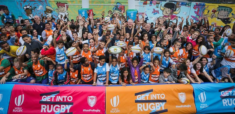 World Rugby abre concurso voltado a projetos sociais de todo o mundo