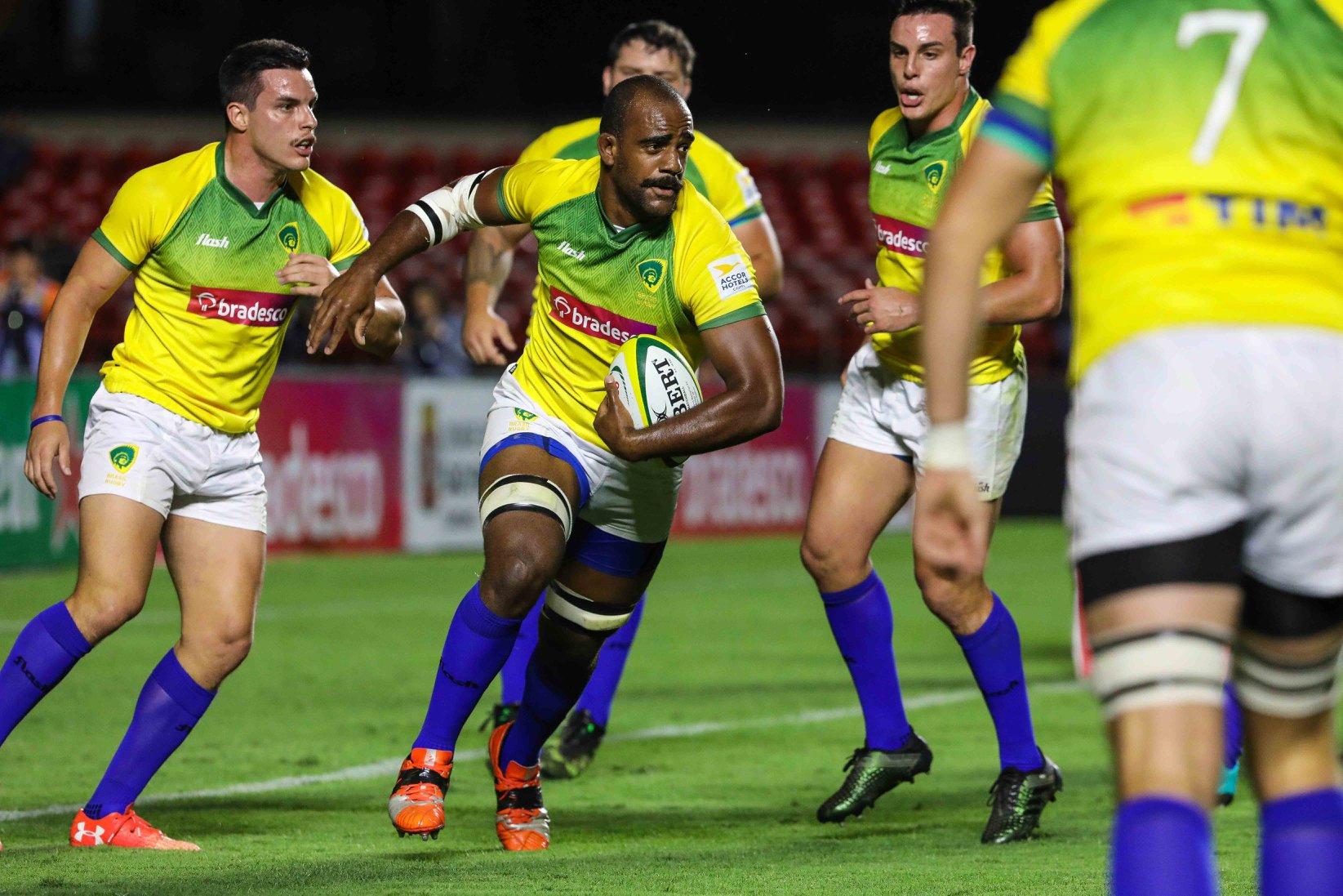 Sudamérica Rugby divulga tabela de jogos do Sul-Americano 4 Naciones