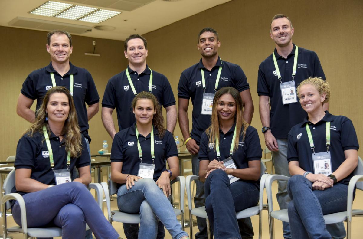 Está aberto processo de candidatura para a Comissão de Atletas do COB