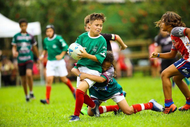 CBRu divulga Normativas Nacionais do Rugby para Menores de 14 anos