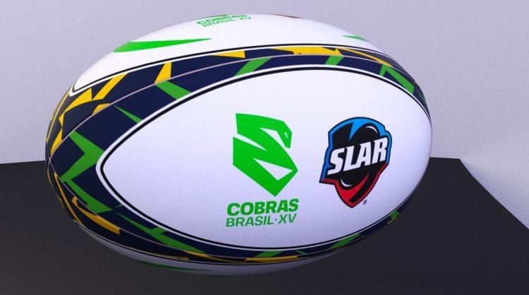 COBRAS será a franquia brasileira na SLAR em 2021