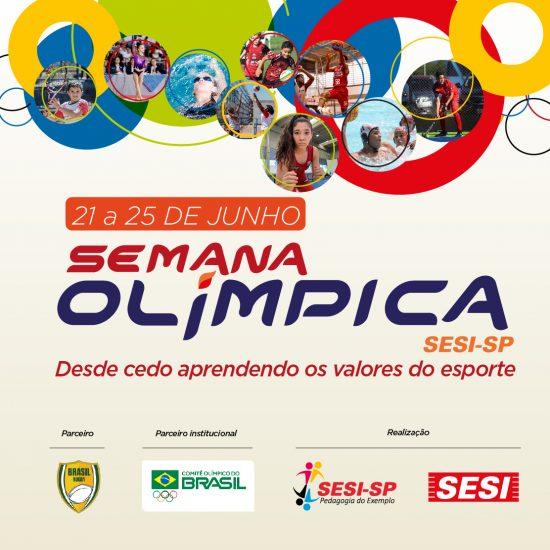 Confederação Brasileira de Rugby participa da Semana Olímpica junto ao SESI-SP e COB