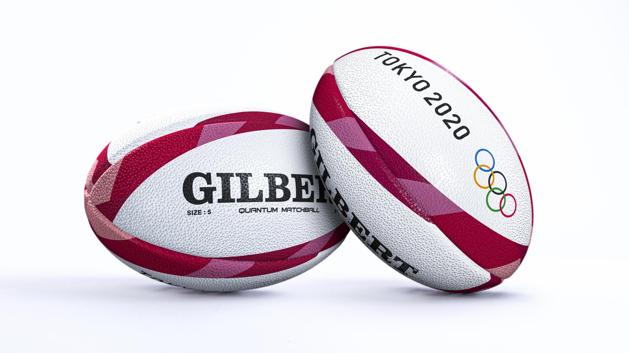 Bola tecnológica criada especialmente para o sevens será usada em Tóquio